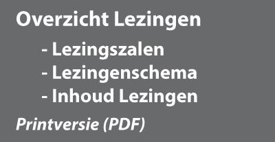 Lezingen 2018 Print
