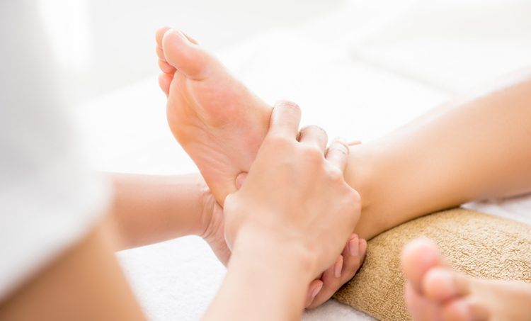 Voetreflexmassage geen effect op diabetische voet?