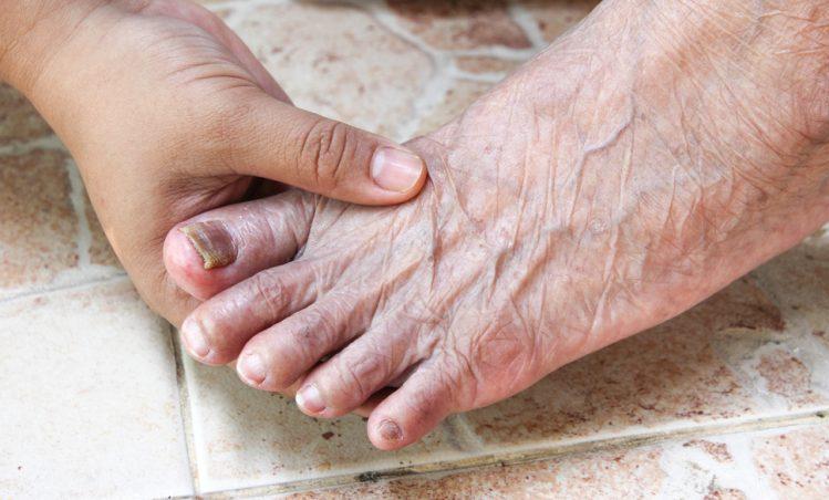Massage stimuleert sensomotorische reactie ouderen