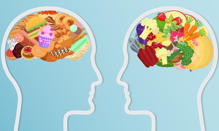 Voeding, vet en psyche