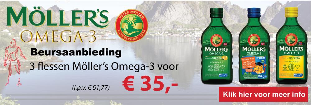 Möller's Omega-3